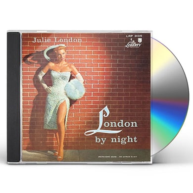 Julie London LONDON BY NIGHT CD