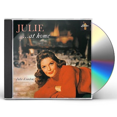Julie London JULIE AT HOME CD