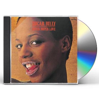 Sugar Billy SUPER DUPER LOVE CD