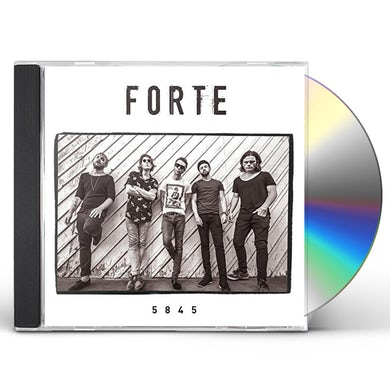 Forte UNTITLED CD