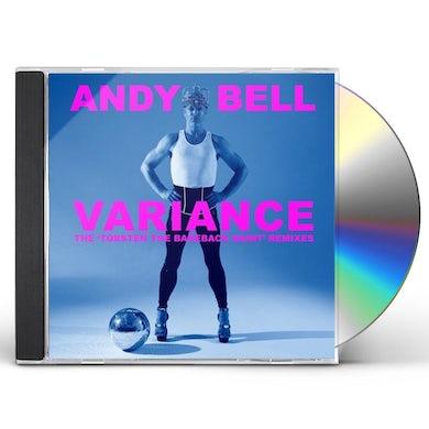 Andy Bell VARIANCE: TORSTEN THE BAREBACK SAINT REMIXES CD