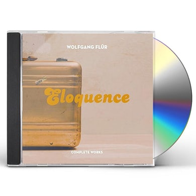 Wolfgang Flur ELOQUENCE: TOTAL WORKS CD
