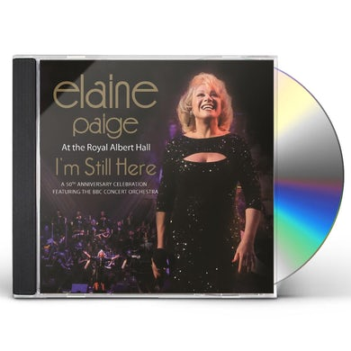 Elaine Paige I'M STILL HERE:LIVE AT THE ROYAL ALBERT HALL CD