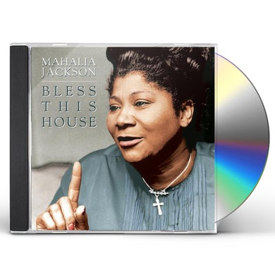 Mahalia Jackson BLESS THIS HOUSE CD