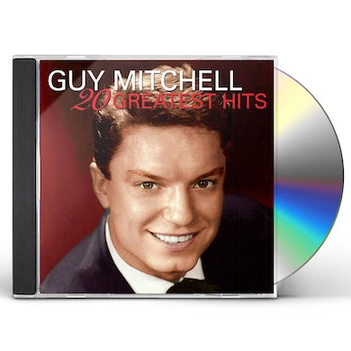 Guy Mitchell 20 GREATEST HITS CD