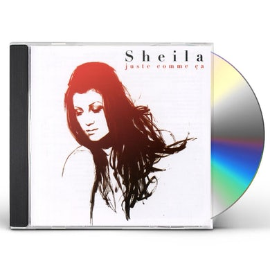 Sheila JUSTE COMME CA - BEST OF LTD ED CD