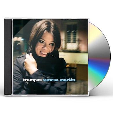 Vanesa Martin TRAMPAS CD