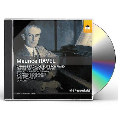 Ravel DAPHNIS ET CHLOE CD