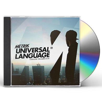 Metrik UNIVERSAL LANGUAGE CD