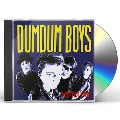 Dumdum Boys SPLITTER PINE CD