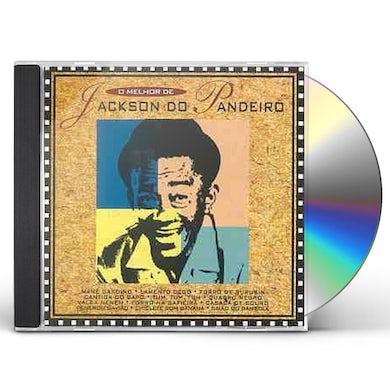 MELHOR DE JACKSON DO PANDEIRO CD