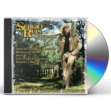 Sergio Reis E CONVIDADOS CD