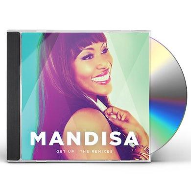 Mandisa GET UP: THE REMIXES CD