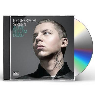 Professor Green ALIVE TILL I'M DEAD CD