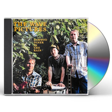 The Wave Pictures BAMBOO DINER IN THE RAIN CD