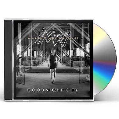 Martha Wainwright GOODNIGHT CITY CD
