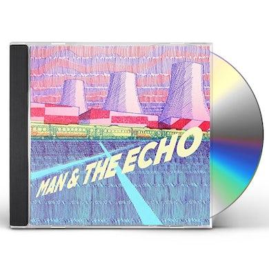 MAN & THE ECHO CD
