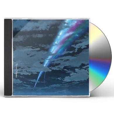 RADWIMPS KIMI NO NA HA CD