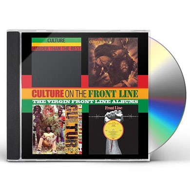 ON THE FRONT LINE CD