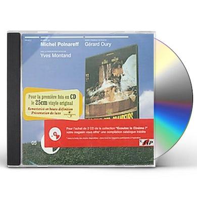 Michel Polnareff FOLIE DES GRANDEURS CD