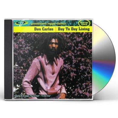 Don Carlos DAY TO DAY CD