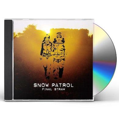 Snow Patrol Final Straw CD