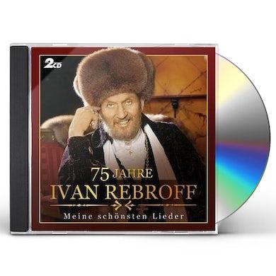 Ivan Rebroff 75 JAHRE CD