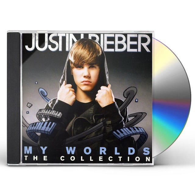 Justin Bieber MY WORLDS: THE COLLECTION (INT'L EDITION) CD