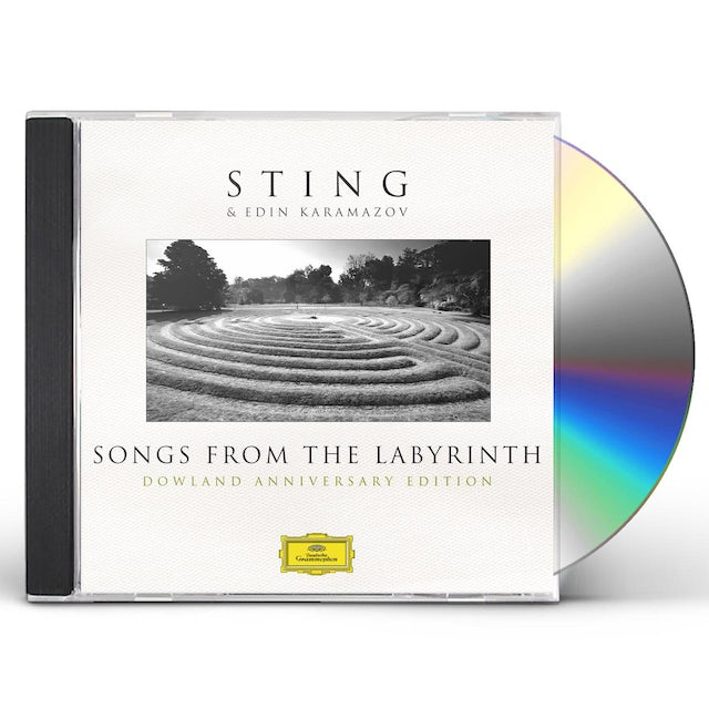 Sting SONGS FROM THE LABYRINTH CD