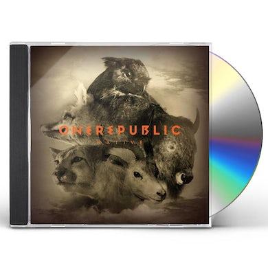 OneRepublic NATIVE CD