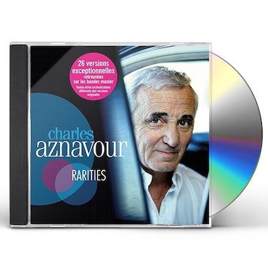 Charles Aznavour RARITIES CD