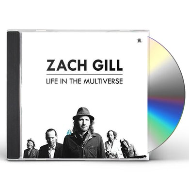 Zach Gill LIFE IN THE MULTIVERSE CD