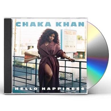 Chaka Khan HELLO HAPPINESS CD