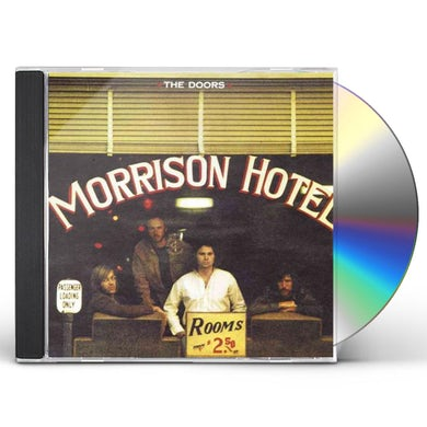 The Doors MORRISON HOTEL CD