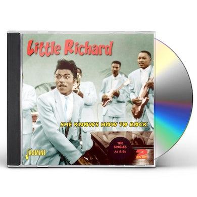 Little Richard  SINGLES A'S & B'S CD