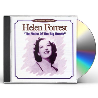 Helen Forrest VOICE OF THE BIG BANDS CD