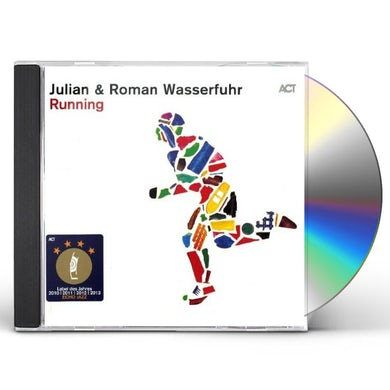 Julian Wasserfuhr & Roman RUNNING CD