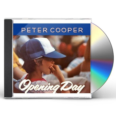 Peter Cooper OPENING DAY CD