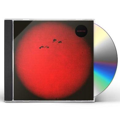 S U R V I V E HD015 CD