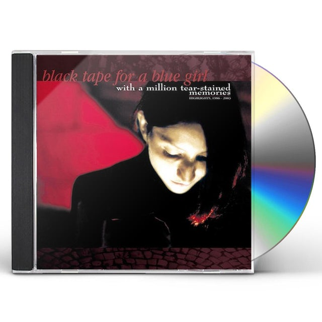 Black Tape For A Blue Girl WITH A MILLION TEAR STAINED MEMORIES CD
