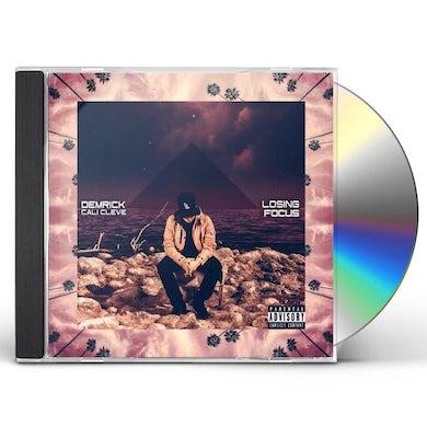 Demrick & Cali Cleve LOSING FOCUS CD