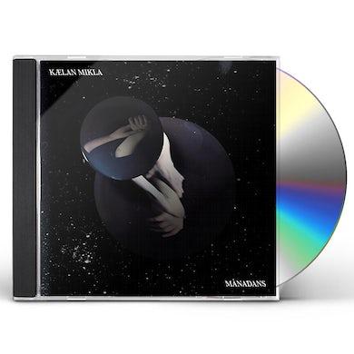 Kaelan Mikla MANADANS CD