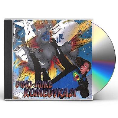 Dino-Mike KOMEDYKAZI CD