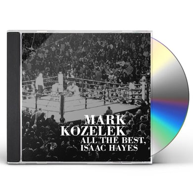 Mark Kozelek ALL THE BEST - ISAAC HAYES (A SPOKEN WORD ALBUM) CD