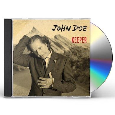 John Doe KEEPER CD