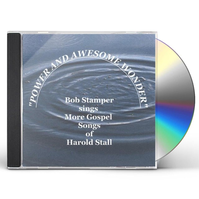Bob Stamper POWER & AWESOME WONDER CD