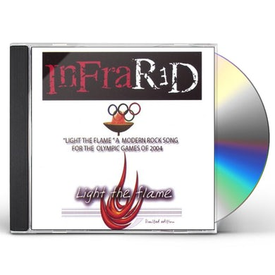 INFRARED LIGHT THE FLAME CD