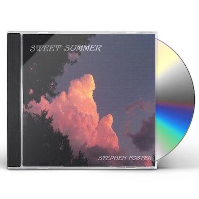 Stephen Foster SWEET SUMMER CD