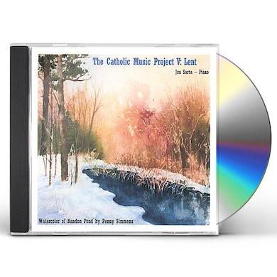 Jon Sarta CATHOLIC MUSIC PROJECT VOLUME V: LENT CD