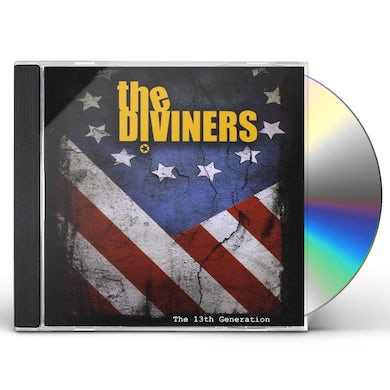 The Diviners THE 13TH GENERATION CD